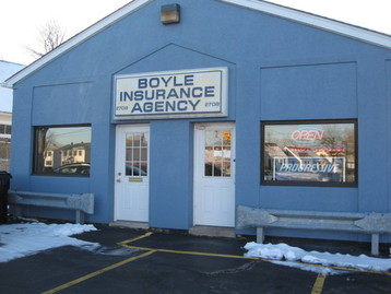 Boyle Insurance Office Picture